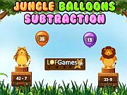 Jungle Balloons Subtracti…