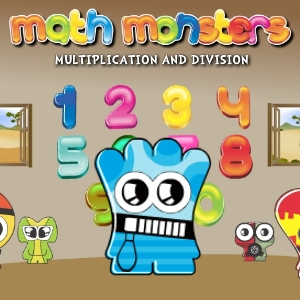 Math Monster Multiplicati…